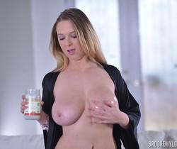 Brooke Wylde in Big Tit Goddess