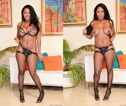 Layton Benton - 36DDDs and A Deep Throat! - Evil Angel