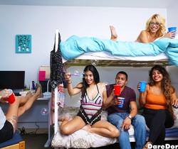 Michelle Martinez - Bubble Party - Dare Dorm