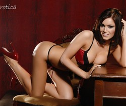 Gemma Massey Sexy Nude Posing - NuErotica