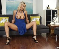 Milf Lana Vegas Stars in an Anal Threesome - Private