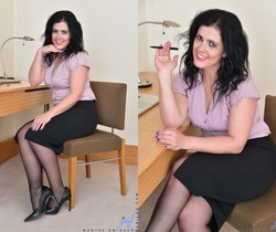 Montse Swinger - Sexy Business Lady