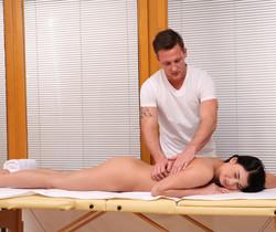 Lucy Li - Full Body Massage - Nubile Films