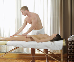 Nessa Shine - Smooth Moves - Nubile Films