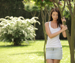 Leyla Peachbloom - Make It Last - Nubile Films