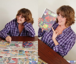 Misty - Comic Babe - SpunkyAngels