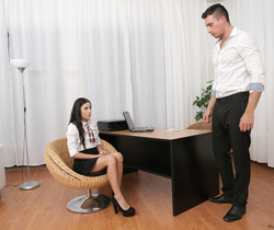 Evelin - School Girl Caught Snooping - Nubiles Porn