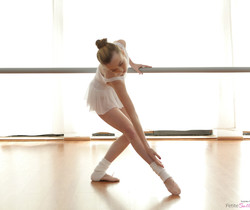 Jessi - Tiny Ballet Beauty - Petite Ballerinas Fucked