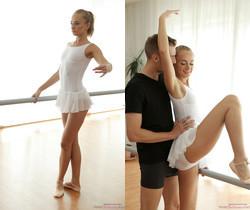 Ivana Sugar - Dancing Beauty - Petite Ballerinas Fucked
