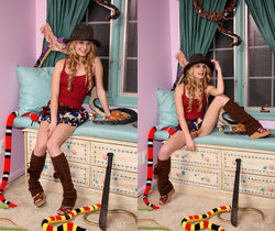 Sara Jaymes - Snake Charmer - ALS Scan