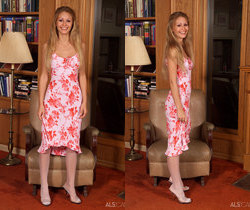 Beth - Pink on Pink - ALS Scan