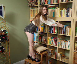 Alice March - Librarian - ALS Scan
