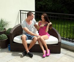 Enzo Bloom, Gina Devine - Pretty Boy - ALS Scan