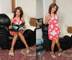 Jeanie - Loose Legs - ALS Scan