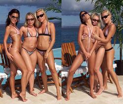 Nella, Sophie Moone, Trisha Uptown - Nella, Sophie & Trish