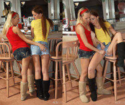 Jeanie, Maddy OReilly - Wine Bar - ALS Scan