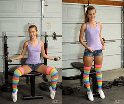 Jessie Rogers, Sara Jaymes - Personal Trainer - ALS Scan