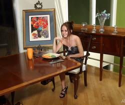 Sadie Grey - Dining for One - ALS Scan