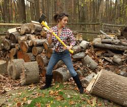 Daisy Haze - Lumberjill - ALS Scan