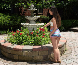 Gia Paige - Sweet Nectar - ALS Scan