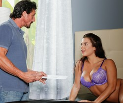 Keisha Grey - Supportive Step-Dad Part 3 - Fantasy Massage