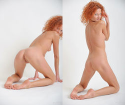 Natalie Red - Simplicity 3 - Erotic Beauty