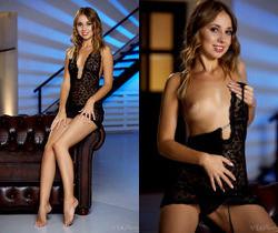 Linda - Midnight Lace - Holly Randall