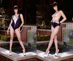 Asphyxia Noir - Fountain of Youth - Holly Randall
