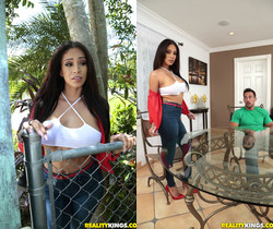 Jamie Valentine - Real Workout - MILF Hunter