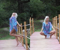 Kristy - The Dock 1 - Erotic Beauty