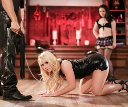 AJ Applegate, Yhivi - Slave Training