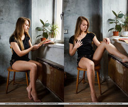 Izabella K - Afternoon Play - The Life Erotic