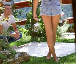 Lou, Ben - Tip-Toeing in the Garden - 21Naturals