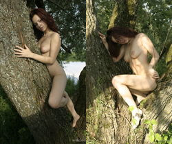 Aleksa B - By The Lake 2 - Erotic Beauty