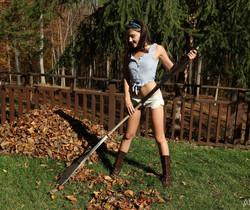 Adria Rae - Autumn - ALS Scan