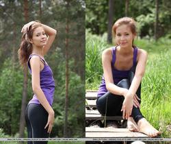 Irina J - Ceoil - MetArt