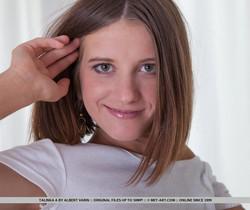 Talinka A - Presenting Talinka - MetArt