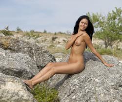 Macy B - Blue Sky 2 - Erotic Beauty