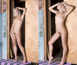 Kristy - The Front Door 1 - Erotic Beauty