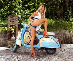 Skye Bee - Touch the Skye - Holly Randall