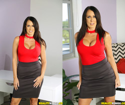 Reagan Foxx - Best In The Biz - Big Tits Boss