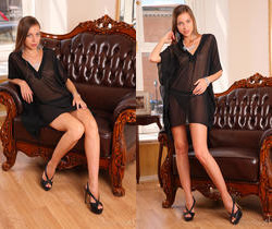 Sofy B - Leather Armchair - Stunning 18