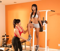 Sarah Banks, Mia Li - A Very Dedicated Trainer