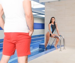 Anna Rose - Perfecting the Breaststroke - 21Sextury