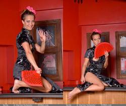 Sarka - Red Room 2 - Erotic Beauty