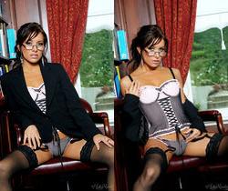 Kobe - Sexy Secretary - Holly Randall