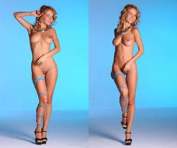 Delilah G - Angelic Figure - Stunning 18