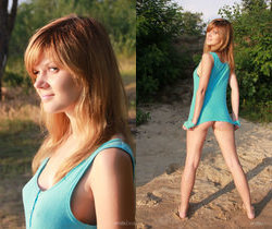 Agni A - Warm Sensation - Erotic Beauty
