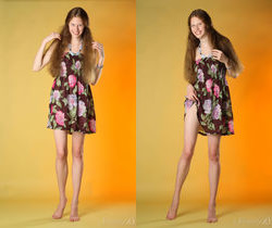 Nicole - Merry Girl - Stunning 18