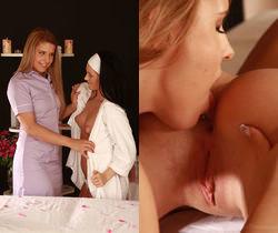 Betty C, Brandy Smile - Velvet Massage - Viv Thomas